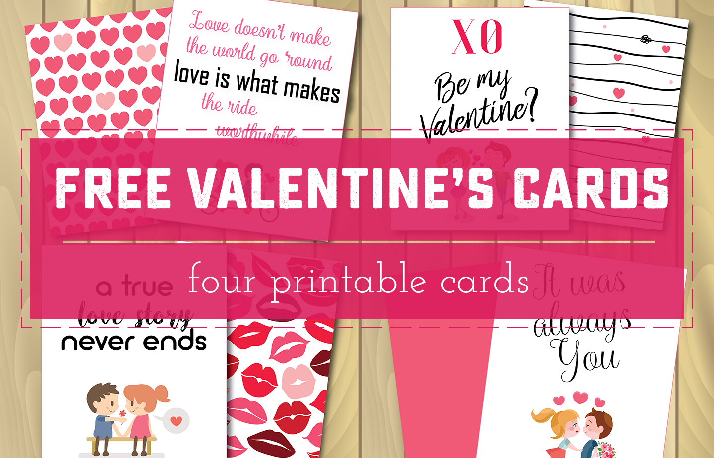 printable valentine u0027s day cards sweet anne designs
