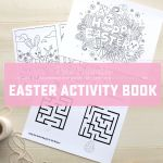 Printable Easter Activity Book