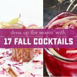 17 Amazing Fall Cocktails