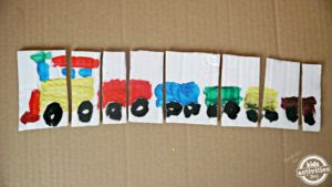 DIY Puzzle by Kids Activities Blog