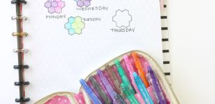 How To Make a Grid Mood Journal